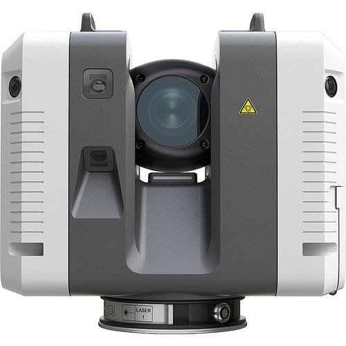 Leica RTC360 Scanner.