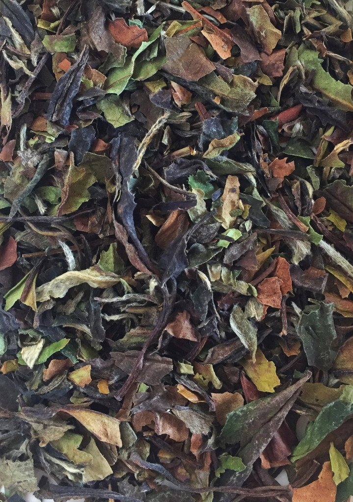 Pai Mu Tan White Tea 4 oz.