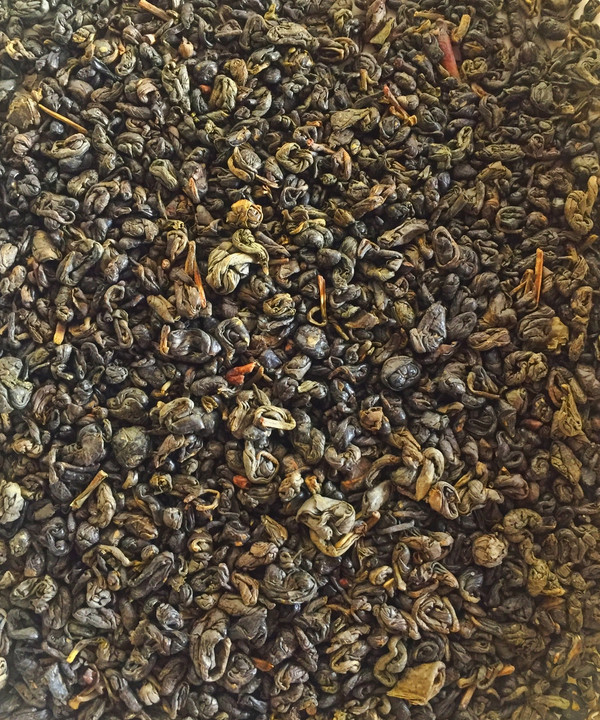 China Pinhead Gunpowder Tea 8 oz.