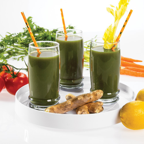 Green Juice Smoothies - Give them a try!