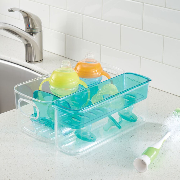 Plastic Multi Tier Kitchen Storage Bin for Baby Food