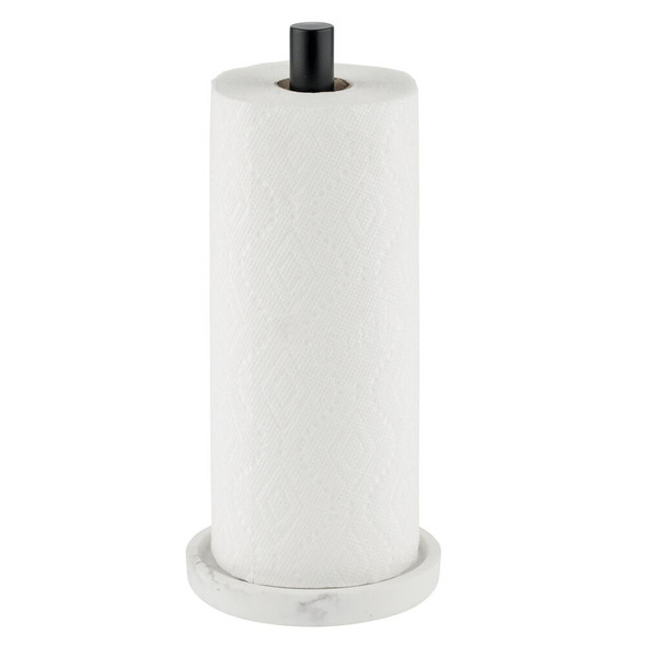 Marble Countertop Free Standing Paper Towel Holder