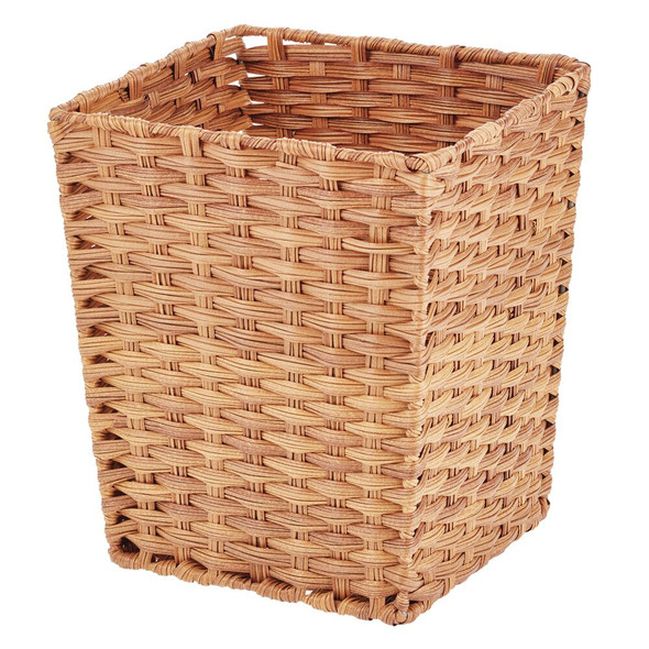 Woven Wastebasket for Home Office