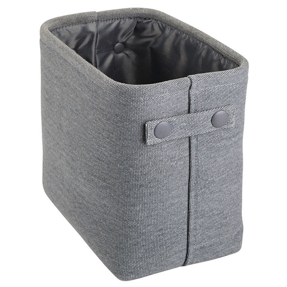 Fabric Storage Bin For Toilet Tissue Storage