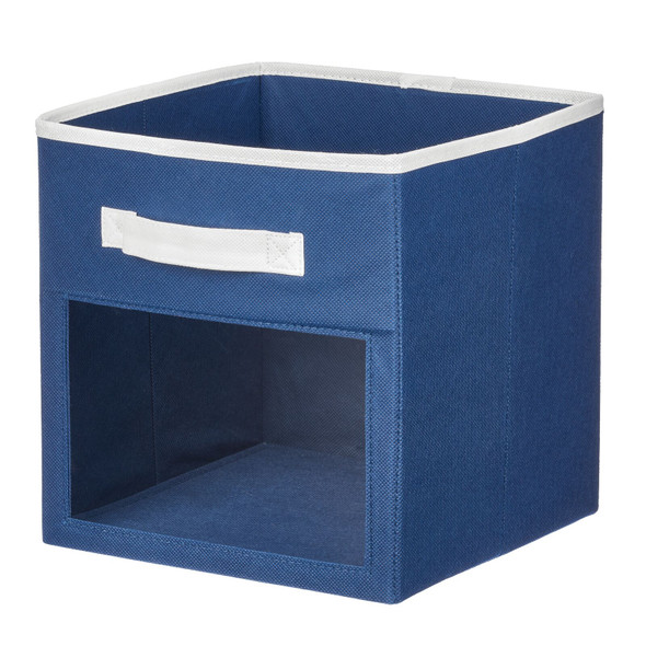 Fabric Storage Cubes for Baby + Kids Room