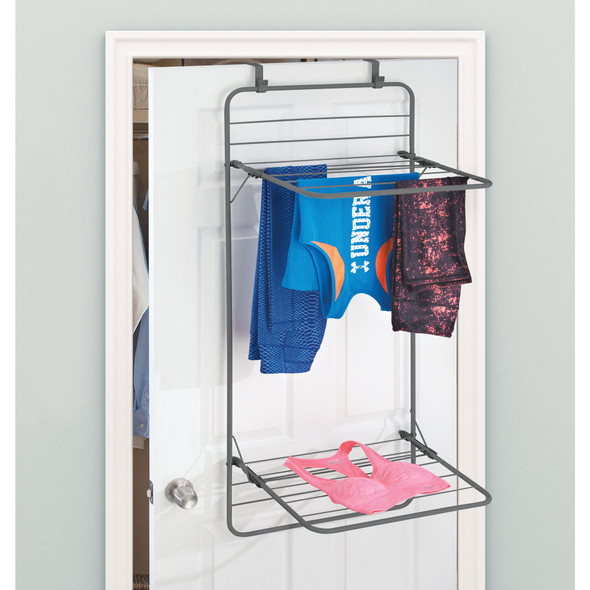 Over Door Fold Out Drying Rack