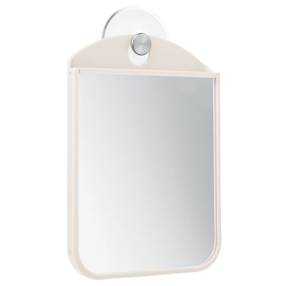 Anti-Fog Mirror with Suction Cup for Shower
