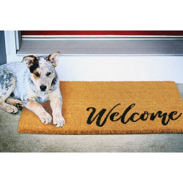 Welcome Entryway Mat