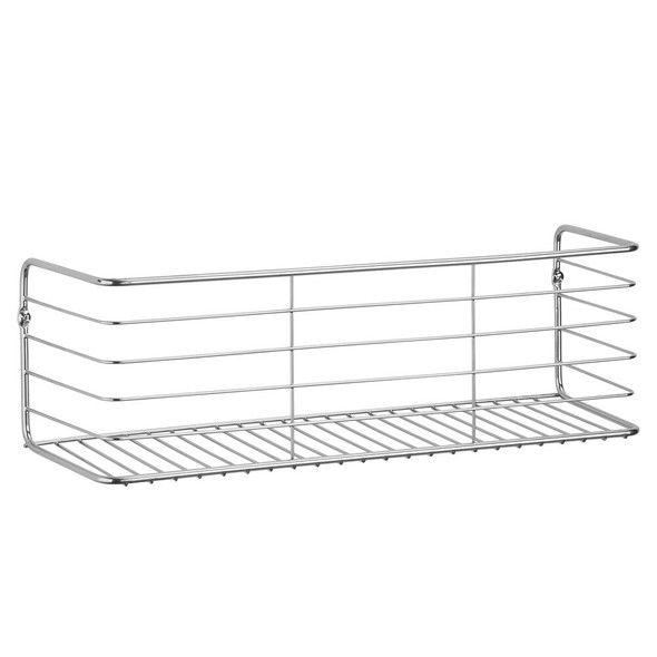 "Wall Mount Kitchen Cabinet Storage Organizer Basket - 5"" x 16.2"" x 5.1"""