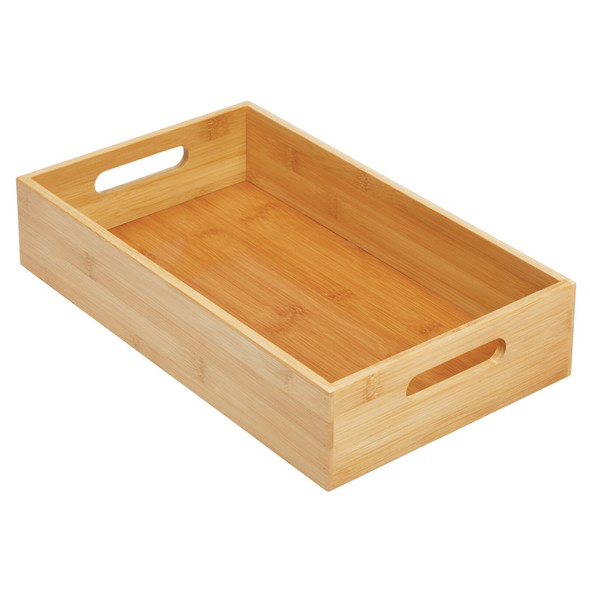 Bamboo Office Tote with Handle - Pack of 2