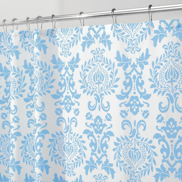 "Damask Printed Shower Curtain - 72"" x 84"""