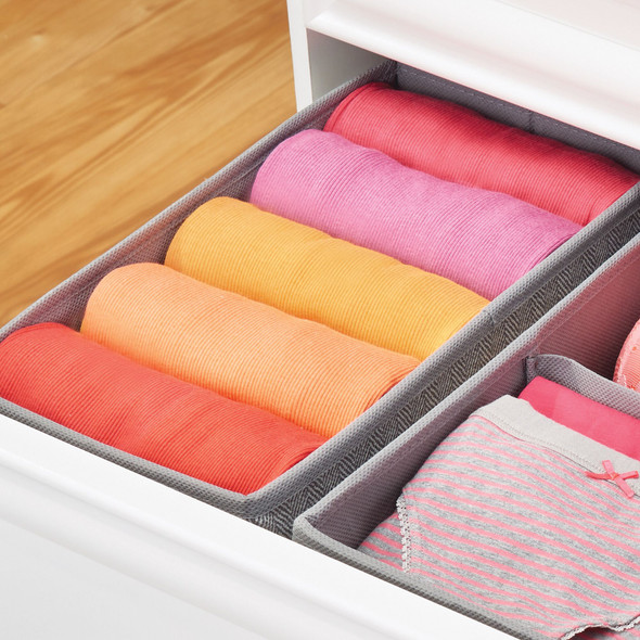 Small Drawer Organizers - Pack of 6