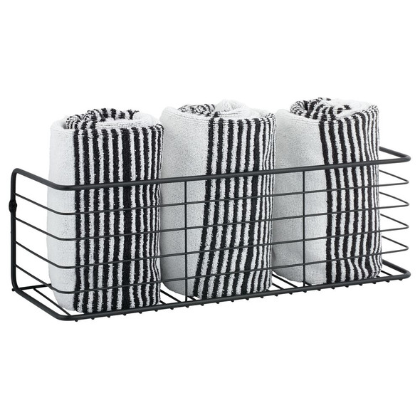 Metal Wire Wall Mount Shelves