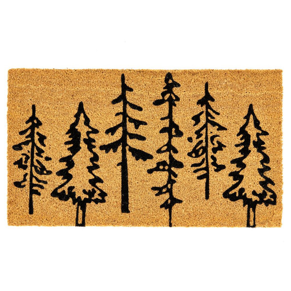 Forest Trees Mat
