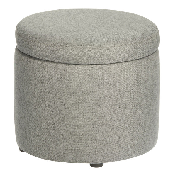 Storage Ottoman with Lid
