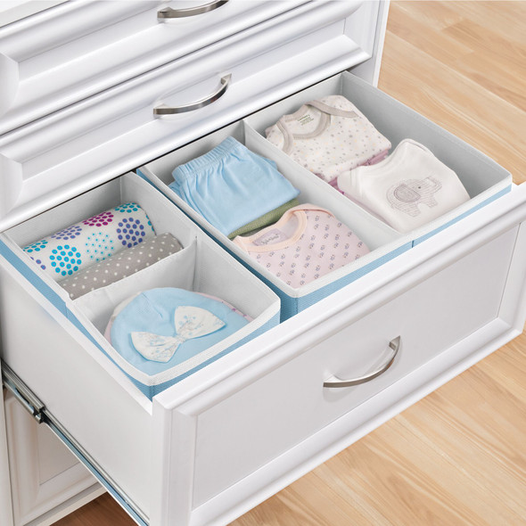 Fabric Drawer Organizers for Kids