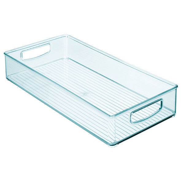 Plastic Baby/Kids Storage Organizer Bin - Wide/Short