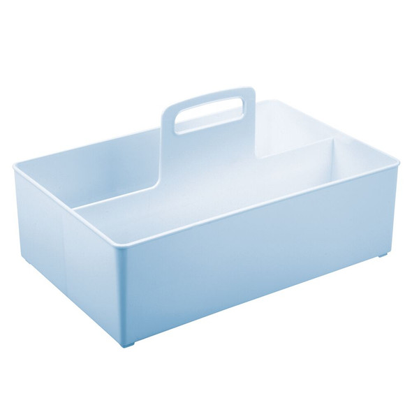 "Large Plastic Baby/Kids Storage Organizer Caddy - 9"" x 14"" x 7.7"""