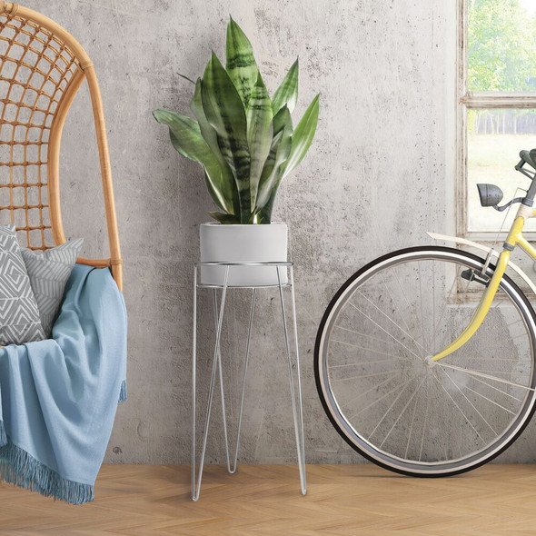 Metal Plant Stand Table for Living Room, Bedroom