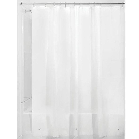 "PEVA Shower Curtain Liners for Bath - 72"" x 72"""