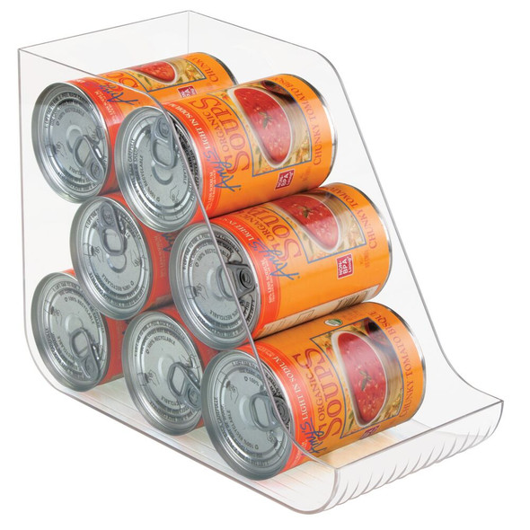 Plastic Canned Food Dispenser Pantry Organizer