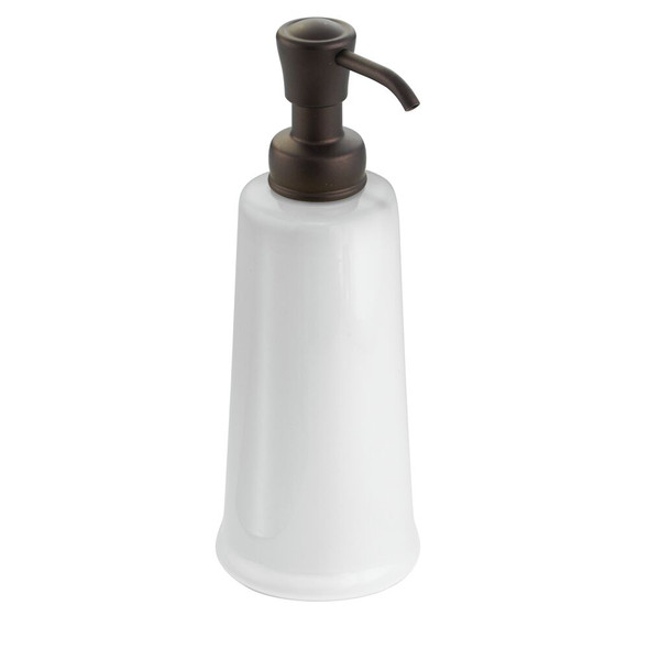 Ceramic Refillable Liquid Soap Dispenser Pump