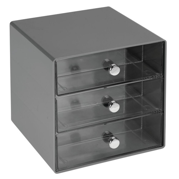3 Drawer Stacking Eyeglass Storage Box