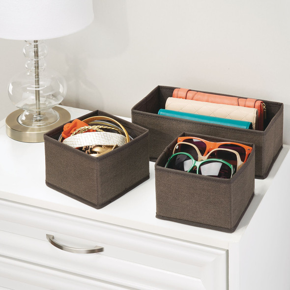 Fabric - Closet / Dresser Drawer Storage Organizer