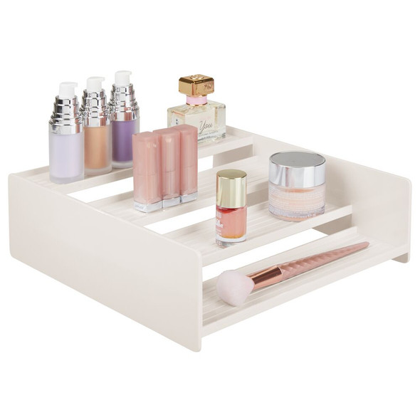 4 Tier Vitamin Organizer Bathroom Countertop Storage