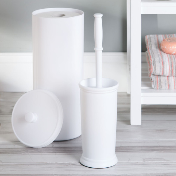 Bathroom Cleaning and Toilet Paper Storage Combo - Set of 3