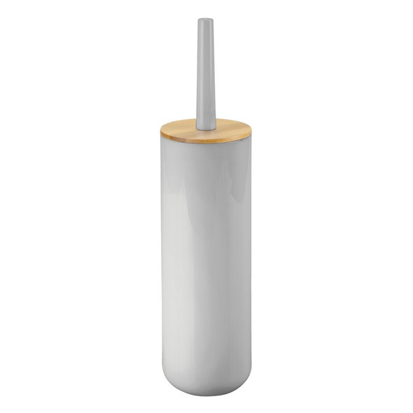 Compact Plastic Toilet Bowl Brush Holder