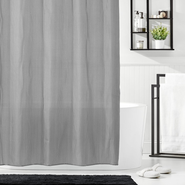 Fabric Shower Curtain Liner 72 x 72