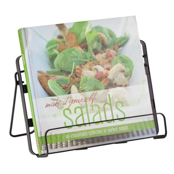 Modern Metal Farmhouse Recipe Book and Tablet Stand