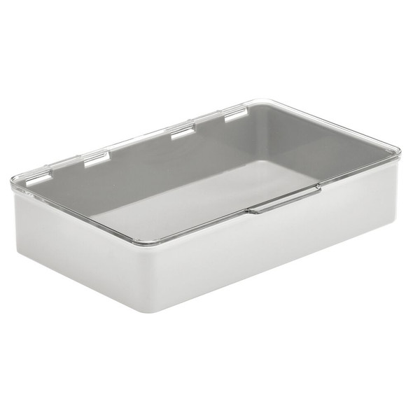 Plastic Stackable Household Storage Container with Lid