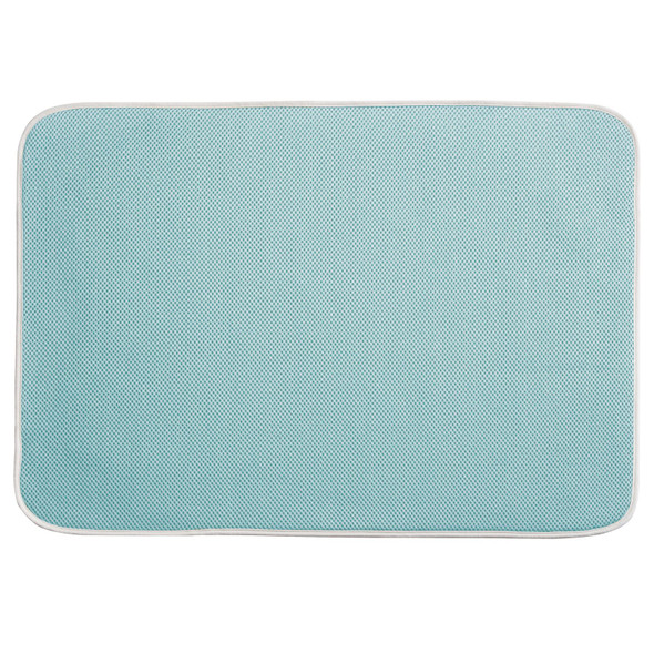 XL Reversible Absorbent Microfiber Dish Drying Mat - Pack of 2
