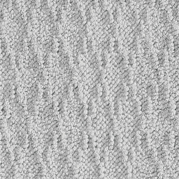 "Cotton Rectangular Bath Mat with Diamond Pattern - 60"" Long Runner"