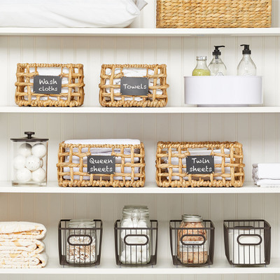 Linen Closet Overhaul for the Beginner DIY-er