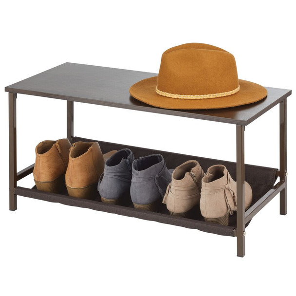 2 Tier Shoe Storage Rack