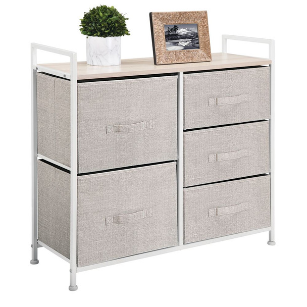 Wide Dresser Drawer Storage Unit - Home and Closet Organizer