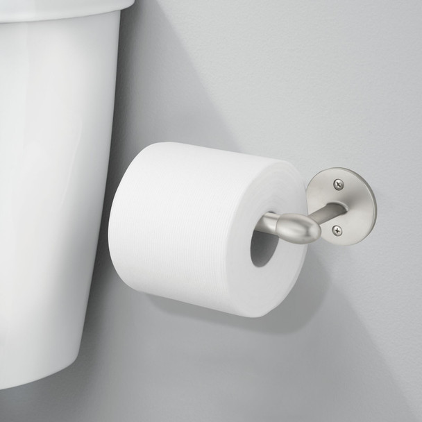 Metal Wall Mount Toilet Tissue Paper Roll Dispenser