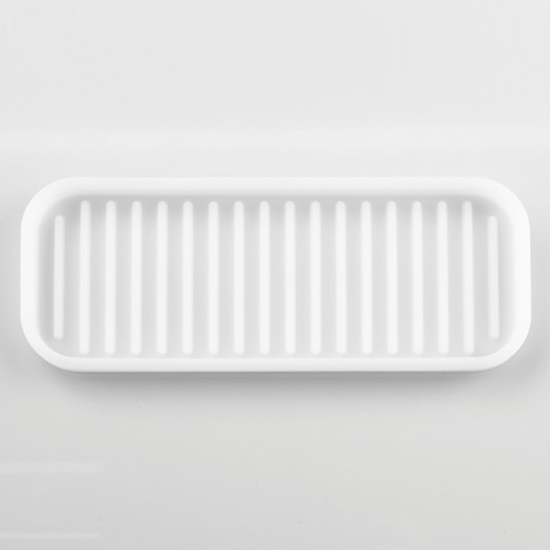 Silicone Kitchen Sink Tray, Soap / Sponge Holder