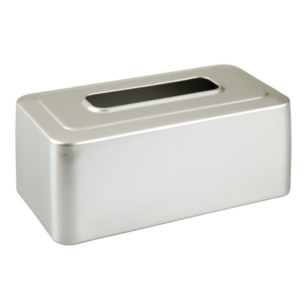 Metal Large Facial Tissue Box Cover Holders - Pack of 2