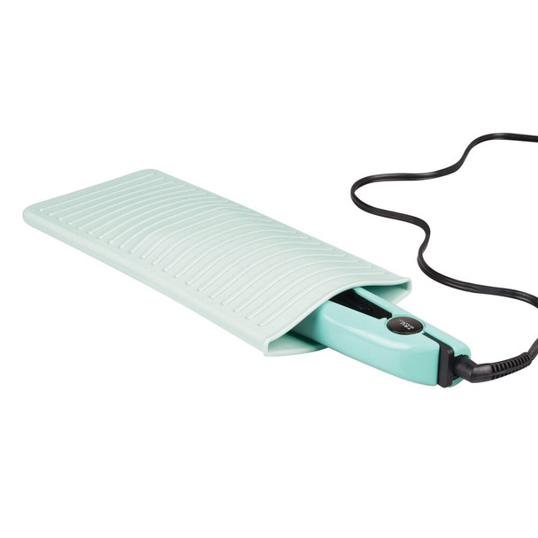 Silicone Heat-Resistant Hair Care Styling Tool Mat / Pouch