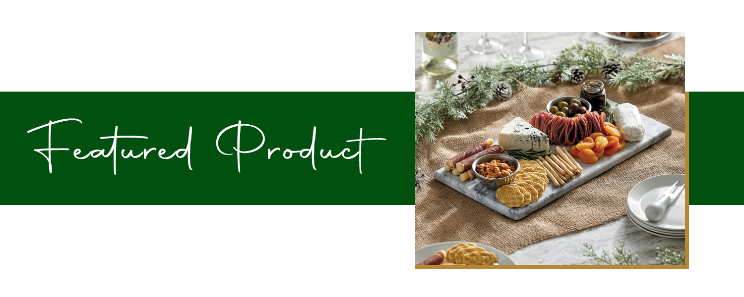 featured product slate tray