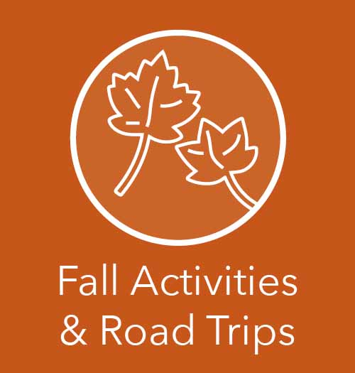 fall activities and road trips blog