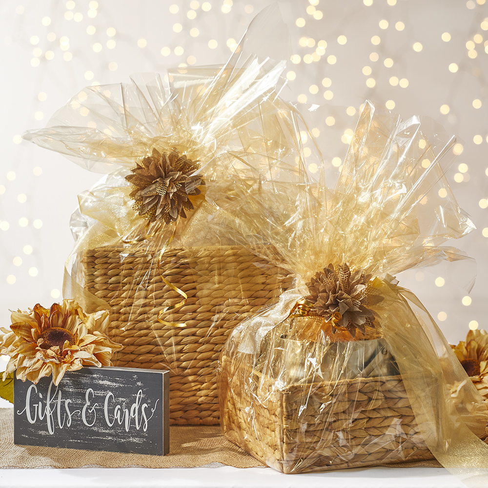 Create the Perfect Wedding Gift Basket