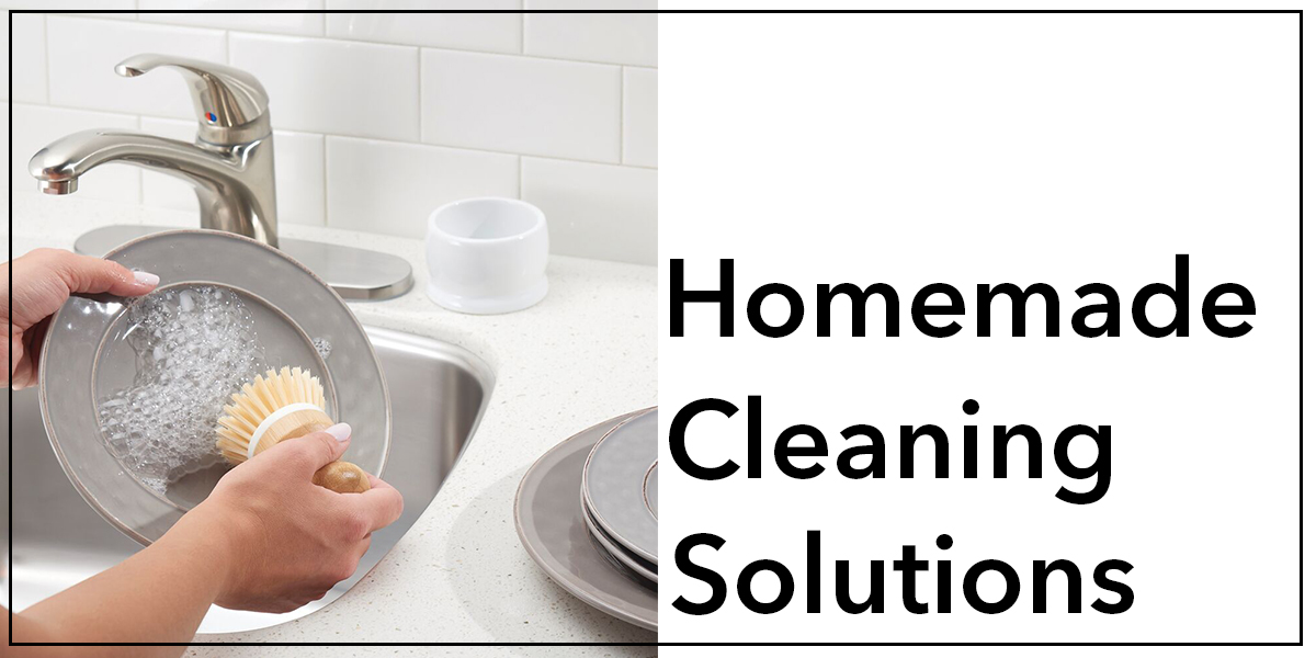 Homemade Cleaning Solutions Blog