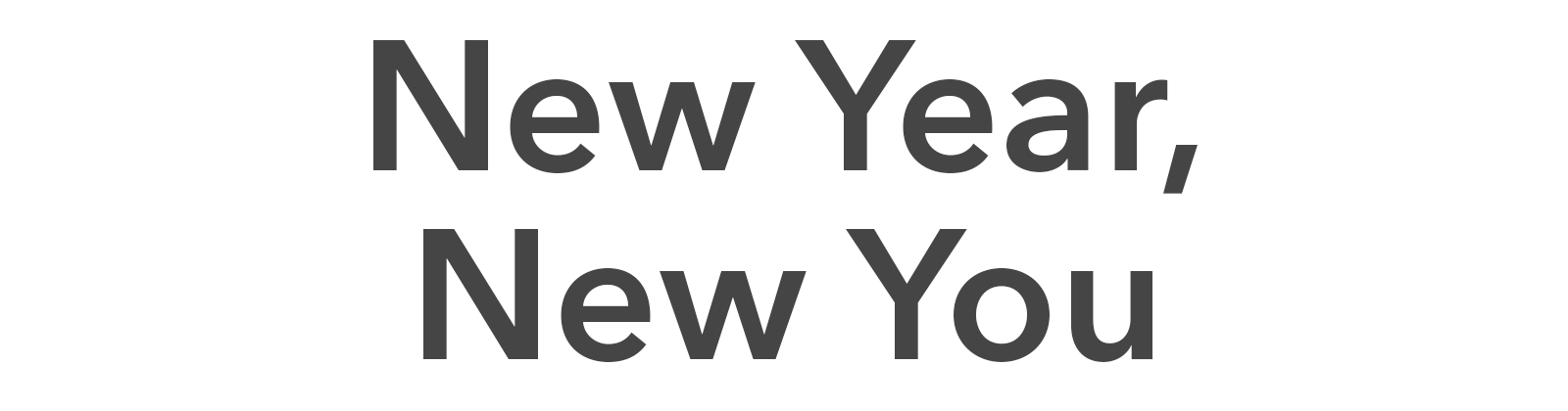 Blog New Year New You