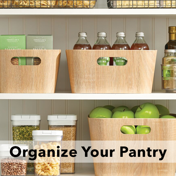 Organize Your Pantry Blog