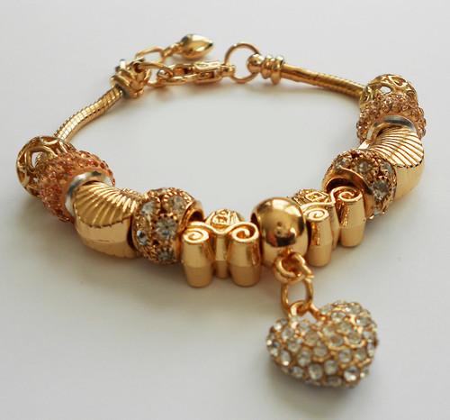 PANDORA style and European bracelet.
